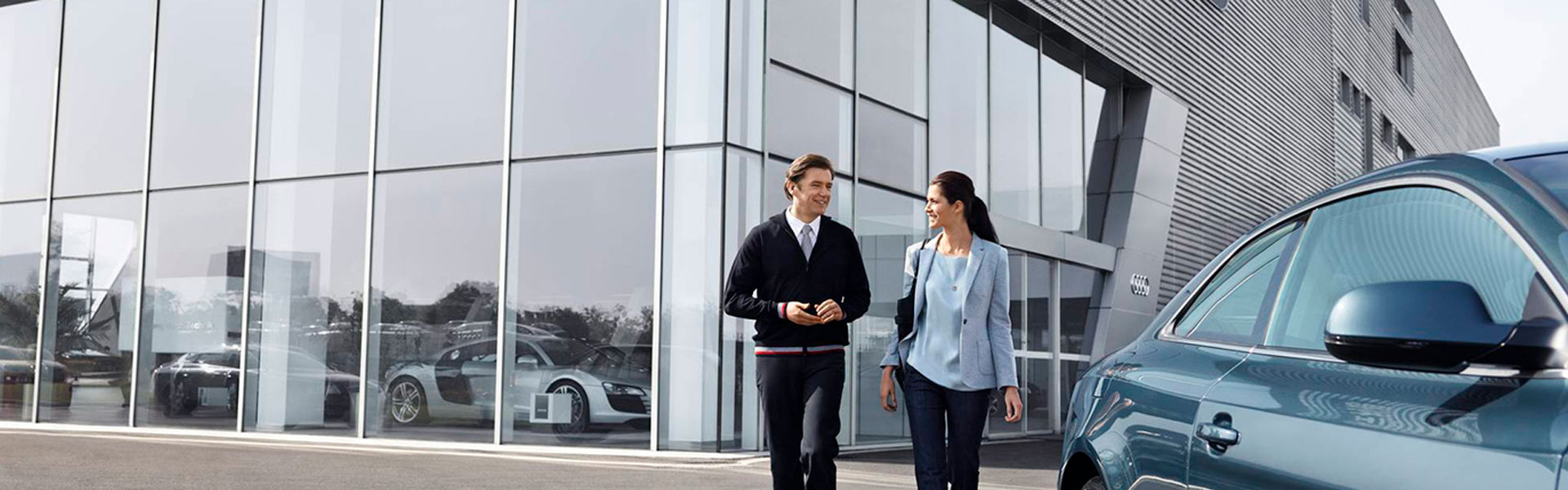 AVISA, Concesionario Oficial Audi en Sevilla