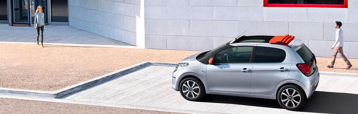 Garaje León, Concesionario Oficial Citroën en Murcia, Albacete y Lorca