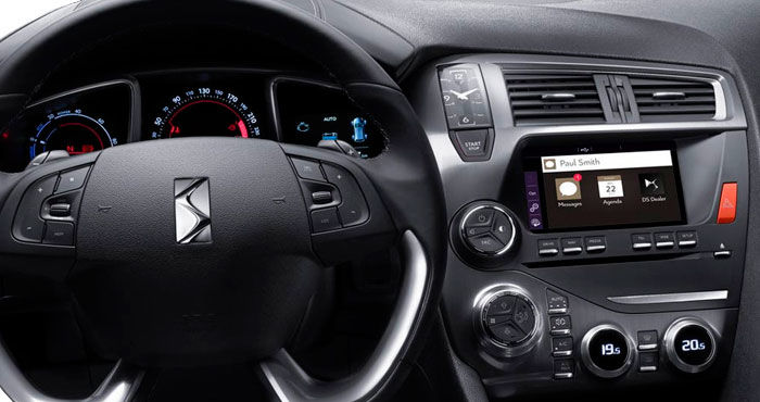 Nuevo Citroen C3 con Connected Cam