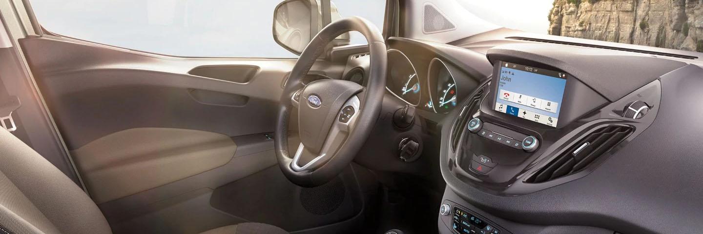 Huzacar Automotive, Servicio Oficial Ford en Sabiñánigo (Huesca)