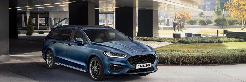 Pamplona Car, Concesionario Oficial Ford en Pa