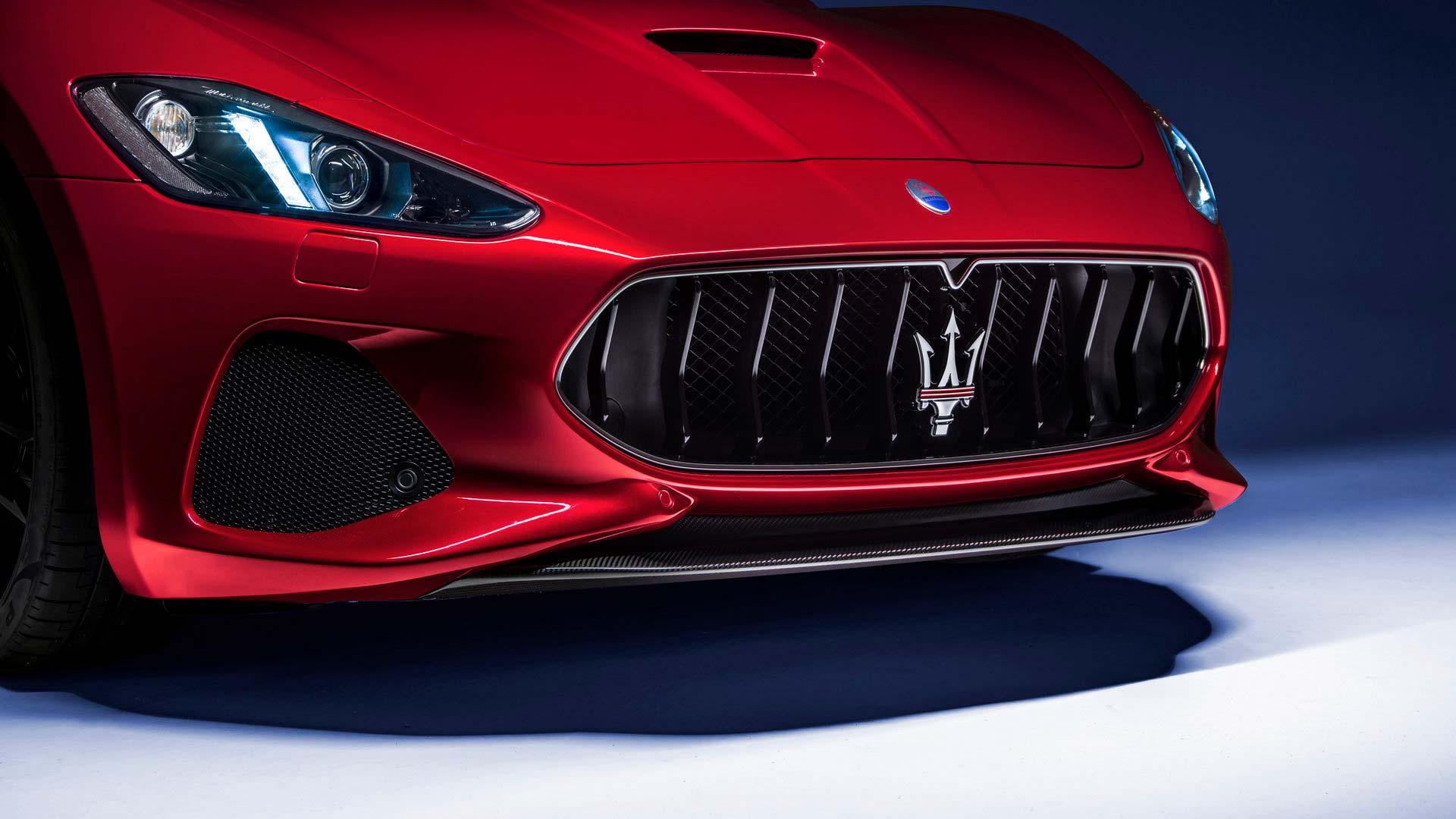 Terry Gallery, Concesionario Oficial Maserati en Sevilla
