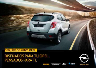 Assegurances de cotxes OPEL