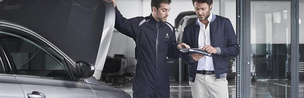 Talleres Quilez, Servicio Oficial Peugeot en Andorra (Teruel)