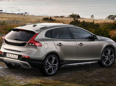 V40 CROSS COUNTRY Edición Especial