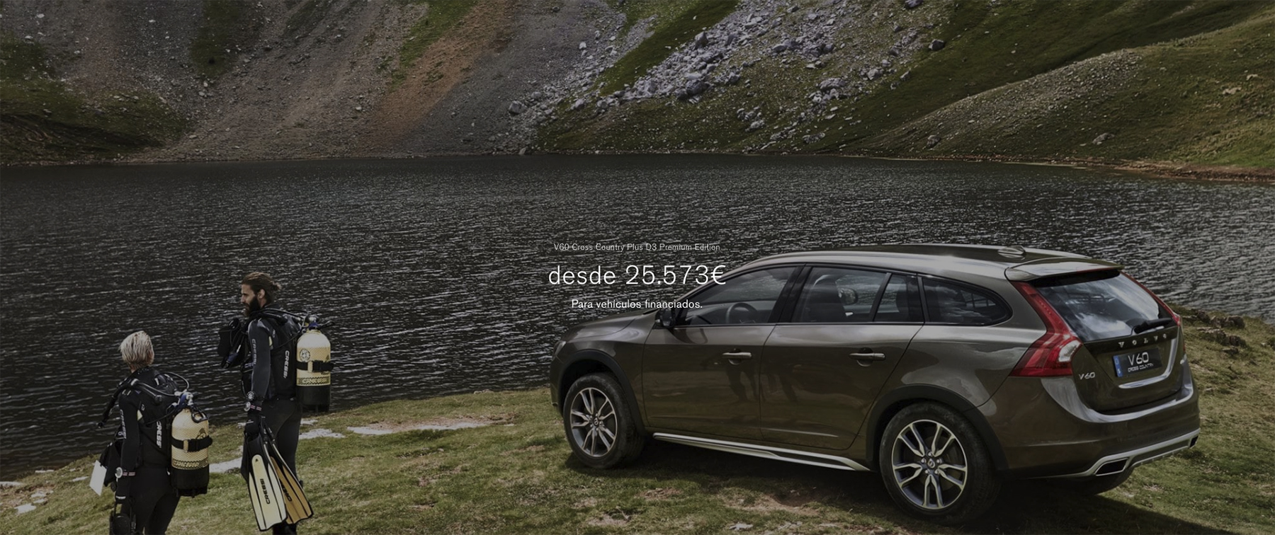 Volvo V60 Cross Country D3 Premium
