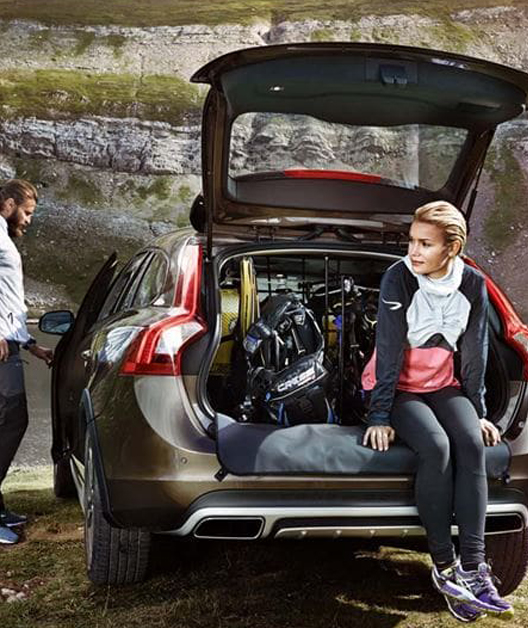 Volvo V60 Cross Country D3 Premium Edition